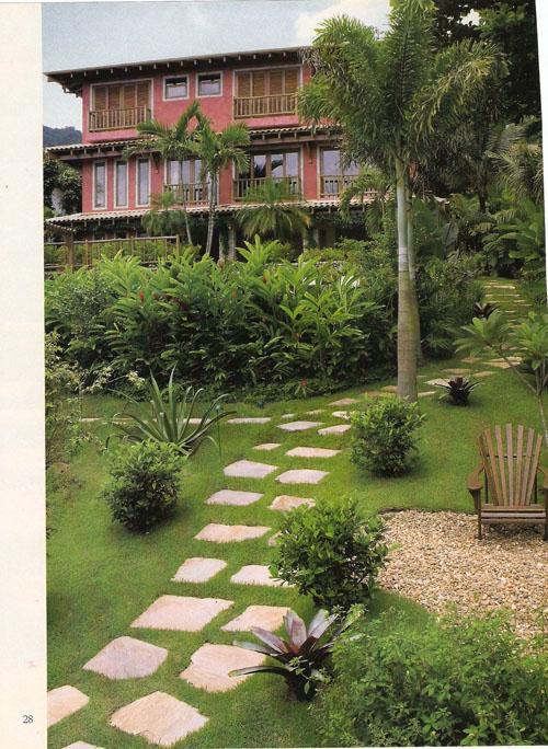 Imprensa for Paisagismo e jardinagem